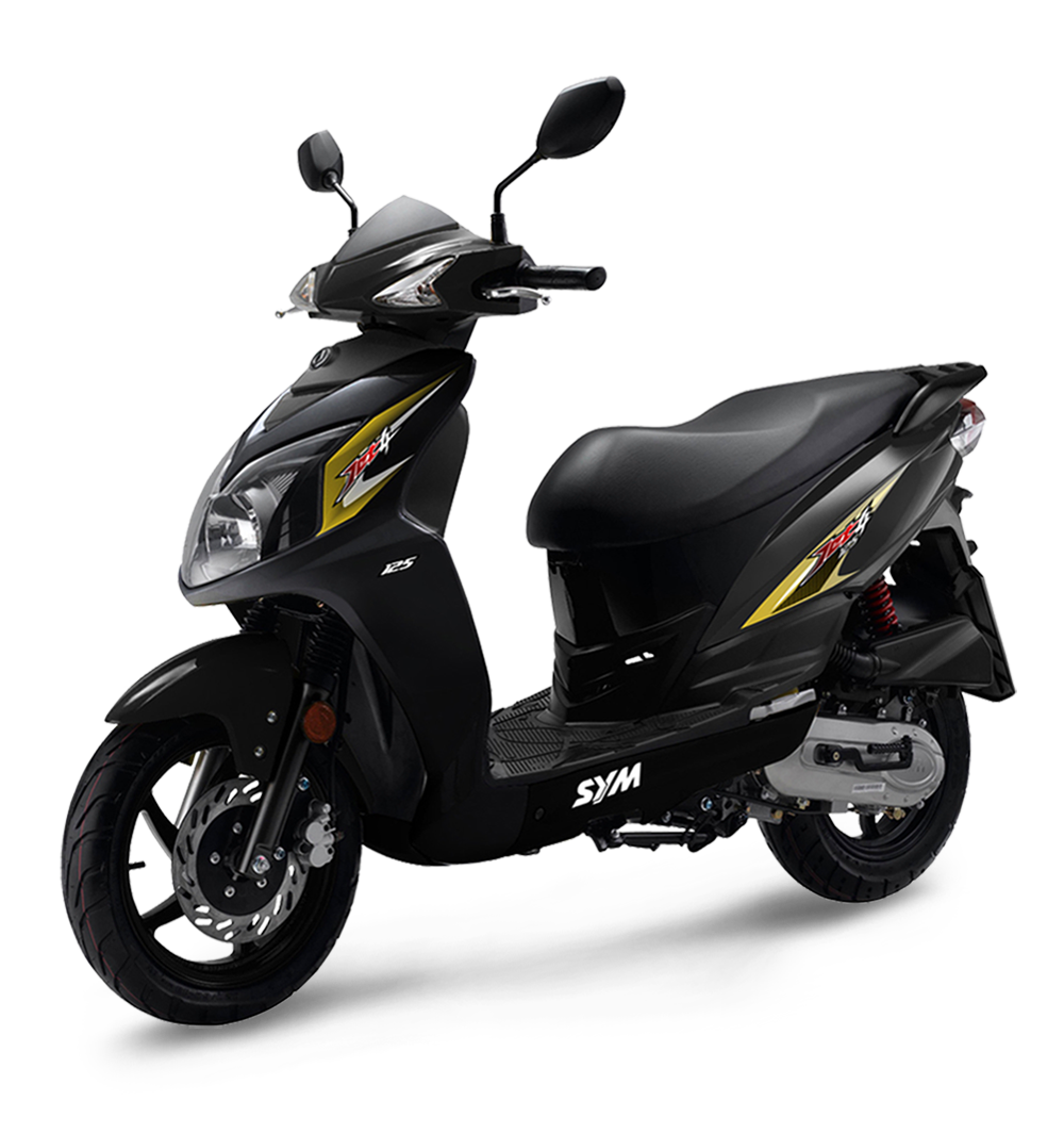 SYM SCOOTER JET 4 50 R 2T negro