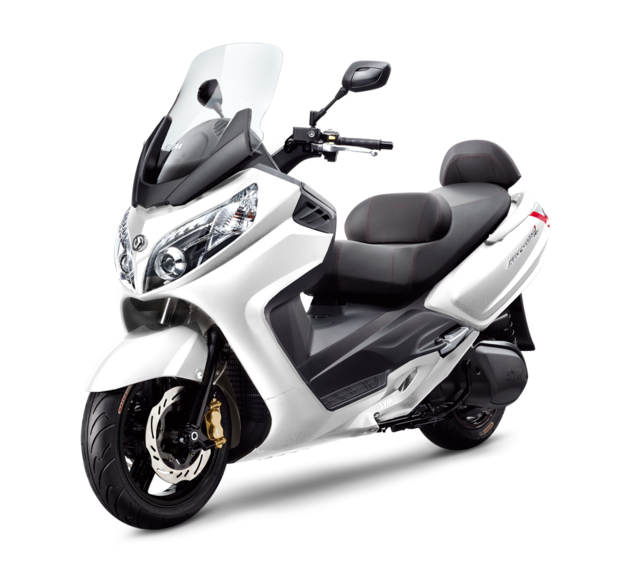 SYM SCOOTER MAXSYM 600i ABS BLANCO