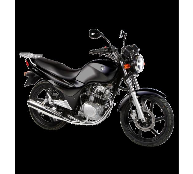 XS 125 MOTOCICLETA NEGRA