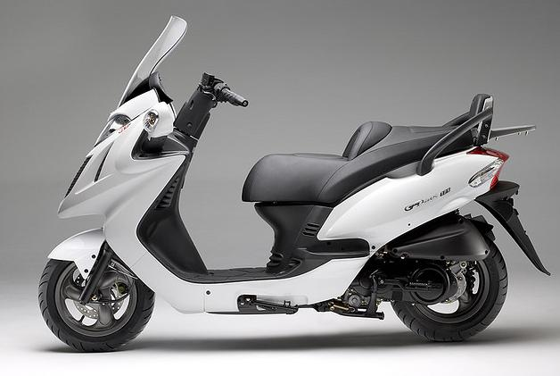 KYMCO SCOOTER GRAN DINK 125 blanco