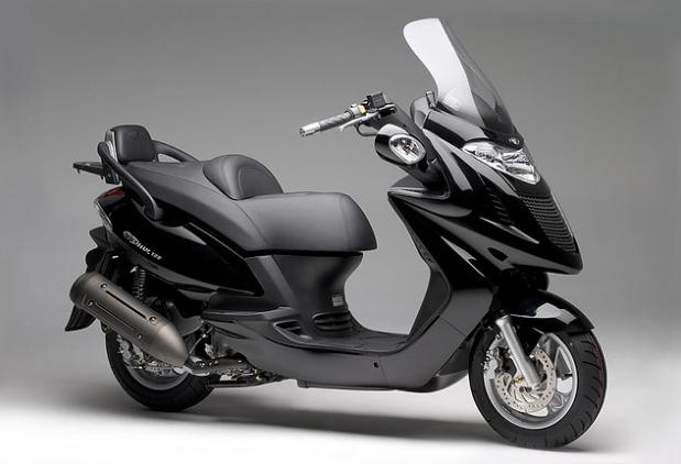 KYMCO SCOOTER GRAN DINK 125 negro