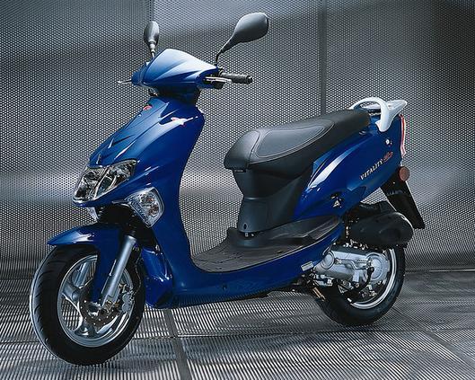 KYMCO SCOOTER VITALY 50 azul