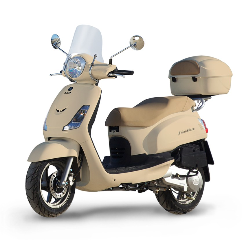 SYM SCOOTER FIDDLE II 125 BEIG